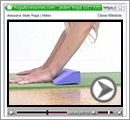 Yoga Wedges Video