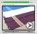 Cotton Yoga Rugs Video