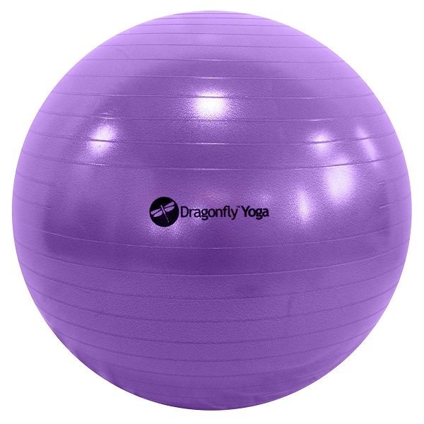 Dragonfly™ 65cm Premium Anti-Burst Yoga Ball