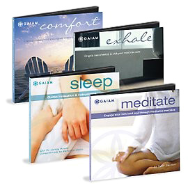Relax and Recharge 4-CD set