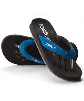 Women's Yogini Flat Sandals by Toesox