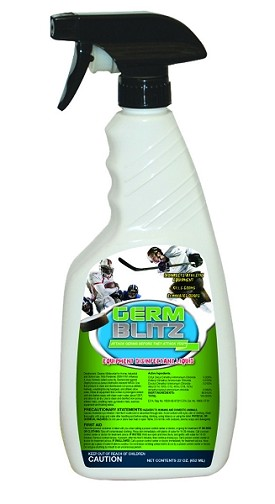 Germ Blitz Cleaning Spray - Trigger