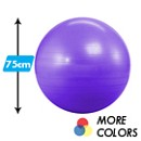 75 cm Anti-Burst Yoga Balance Ball