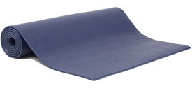 YOGA Accessories Blue Premium Pilates Mat