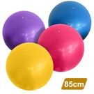 85 cm Anti-Burst Yoga Balance Ball with Pump