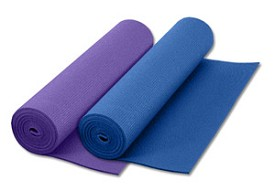 YOGA Accessories PURE Yoga Mat (phthalate free)