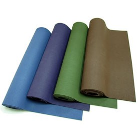 YogaAccessories Natural Rubber Yoga Mat