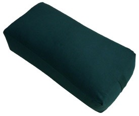 Max Support Deluxe Rectangular Cotton Yoga Bolster - Buy One Get One Free