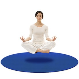 YOGA Accessories Round Yoga Mat
