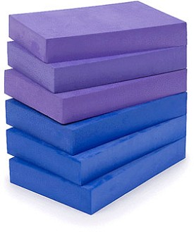 2'' Foam Yoga Brick
