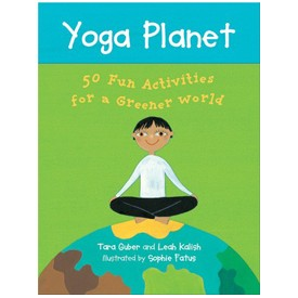 Yoga Planet Cards - 50 Fun Activities for a Greener World
