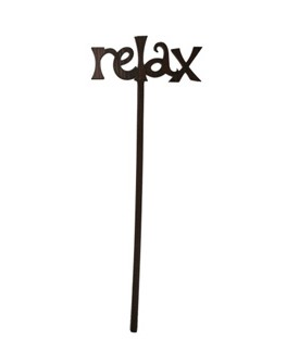 Wall Words - RELAX