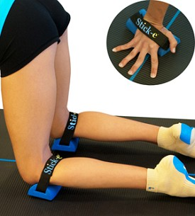 Stick-e Knee and Wrist Saver Set