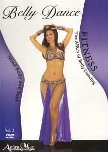 Amira Mor: Belly Dance For Fitness (DVD)
