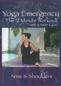 Yoga Emergency The 12 Minute Workout: Arms and Shoulders (DVD)