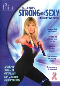 Dr. Teri Jory's Strong and Sexy Full Body Martial Arts and Boxing Workout  (DVD)