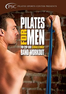 Pilates for Men 2: Challenge Band Workout (DVD)