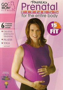 Go Mom Fitness: Prenatal Fitness for the Entire Body (DVD)