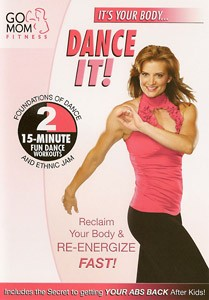 Go Mom Fitness: Dance It! (DVD)