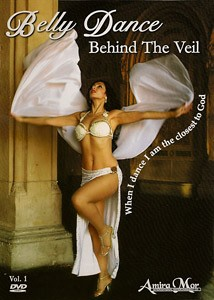 Amira Mor: Belly Dance Behind the Veil (DVD)