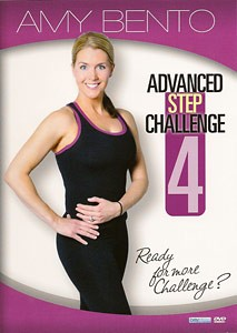 Amy Bento Advanced Step Challenge 4 (DVD)