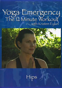 Yoga Emergency - The 12 Minute Workout: Hips (DVD)