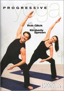 Rob Glick and Kimberly Spreen: Progressive Yoga (DVD)