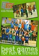 Mindy Mylrea: Best Games for Fun and Fitness for Kids (DVD)