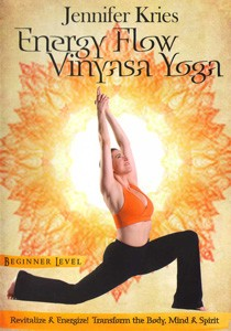 Energy Flow Beginner Vinyasa Yoga with Jennifer Kries