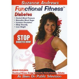 FUNCTIONAL FITNESS: STOP DIABETES NOW WITH SUZANNE ANDREWS