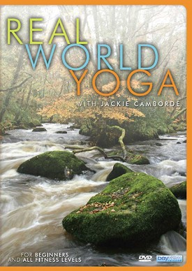 REAL WORLD YOGA: YOGA EVERYBODY CAN DO