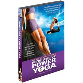 Mark Blanchards Progressive Power Yoga Trilogy (3 DVDs)