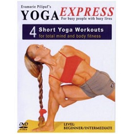 Yoga Express:  4 Short Yoga Workouts (DVD)