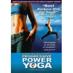 Mark Blanchards Progressive Power Yoga Vol.1 (DVD)