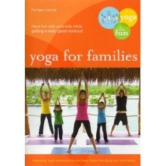 Yoga for Families: Connect With Your Kids (DVD)