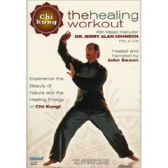 Chi Kung: The Healing Workout with Dr. Jerry Alan Johnson (DVD)