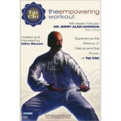 Tai Chi: The Empowering Workout with Dr. Jerry Alan Johnson (DVD)