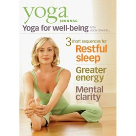 Yoga Journal: Yoga For Well-Being With Jason Crandell (DVD)