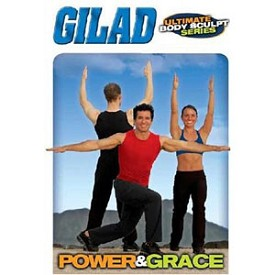 Gilad: Ultimate Body Sculpt - Power And Grace (DVD)