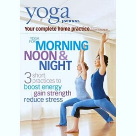 Yoga Journal: Yoga For Morning, Noon and Night (DVD)