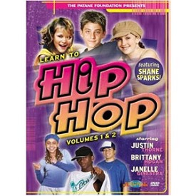 Learn To Hip Hop Vol.1 And 2  (DVD)