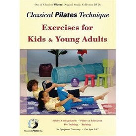 Classical Pilates Kids and Young Adults (DVD)