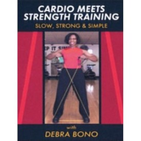 Cardio Meets Strength Training W/ Debra Bono (DVD)