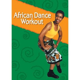 African Dance Workout With Debra Bono (DVD)