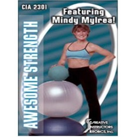Awesome Strength With Mindy Mylrea (DVD)