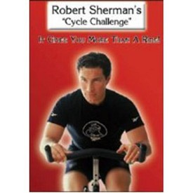 Cycle Challenge With Robert Sherman (DVD)