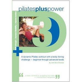 Pilates Plus Power: P3 W/ Jodi Stern Brennan (DVD)
