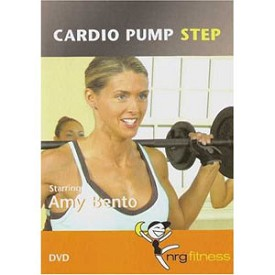 Cardio Pump Step With Amy Bento (DVD)