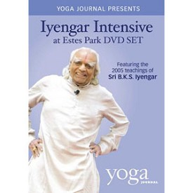 Yoga Journal: Iyengar At Estes Park Conference (5 DVDs)