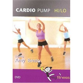 Cardio Pump Hi-Lo With Amy Bento (DVD)